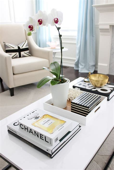 This decorating style works great with wooden tables and a calm, relaxed color palette. Inspirations & Ideas Coffee Table Styling Ideas - Inspirations & Ideas