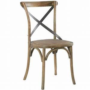 Chaise Bistrot Metal : chaise cha 90 casita inspiration ~ Teatrodelosmanantiales.com Idées de Décoration