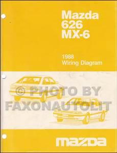 Mazda 626 Wiring Diagram