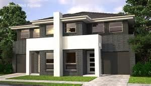 designers home duplex designs by zac homes