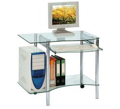 meuble bureau informatique but bureau informatique moderne verre 4016