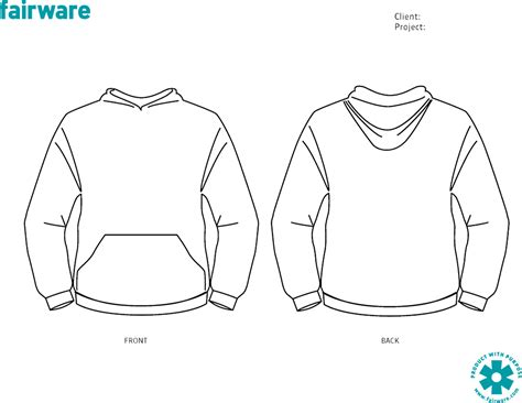 raglan t shirt design template pullover hoodie fairware