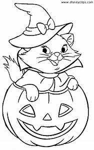 Free Disney Halloween Coloring Sheets - I Am a Mommy Nerd