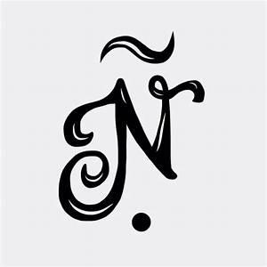 Stylish Alphabet Letter Template – 15+ Free PSD, EPS ...