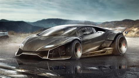 The Most Beautiful Car Sketches In The World