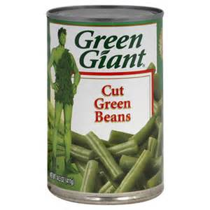 Large Can Green Beans