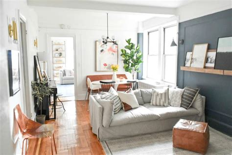 Decorating Ideas For New Apartment by Small Space Living Series New York City Apartment With