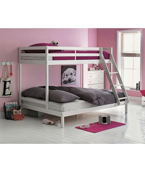 Buy Bunk Beds by Buy Single And Bunk Bed Frame White At Argos Co