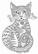 Coloring Pages Haven Whisker Cat Cool Open Stensil Colorign Source Very Fun Adult ðµ sketch template