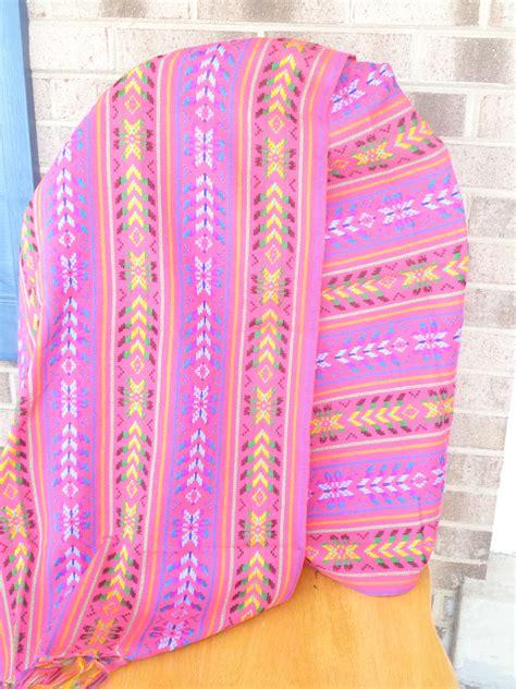 Mexican Rebozo Multicolor