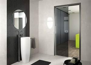 Porte Coulissante Salle De Bain : porte int rieure montpellier avignon nimes partner ~ Mglfilm.com Idées de Décoration