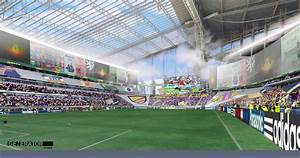 First look: Renderings of Vikings stadium outfitted for ...