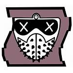 Mute Rainbow Six Icon Clipart Dogs Wrench