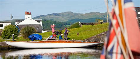 Boating Holidays by Boating Holidays Boat Trips Scottish Canals
