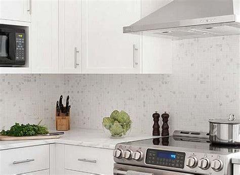 Kitchen Backsplash Ideas For White Cabinets  Home Design