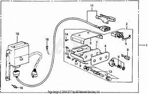 Honda Ems4000 A Generator  Jpn  Vin  Ge400