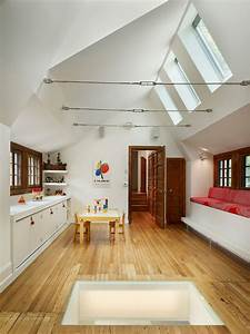Tie Design 20 Comfortable Attic Playroom Design Ideas