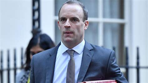 Dominic Raab Brexit Secretary