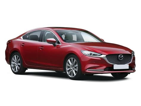 mazda 6 leasing mazda 6 saloon lease deals compare deals from top