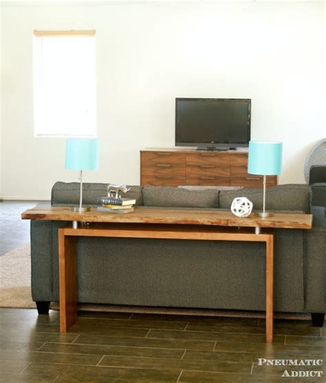 stunning diy console tables