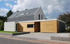 Haus Mit Satteldach 25 Grad : die 25 besten ideen zu moderne hausfassaden auf pinterest ~ Lizthompson.info Haus und Dekorationen