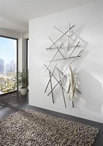 Design Garderobe Edelstahl : wandgarderobe matches gross edelstahl von spinder design ~ Michelbontemps.com Haus und Dekorationen