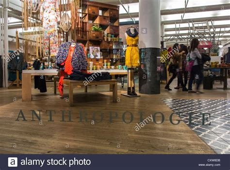 Anthropologie Shop by Anthropologie Store Stock Photos Anthropologie Store