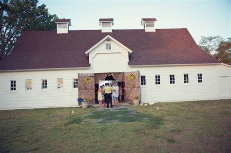 Maryland Barn Wedding