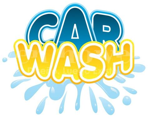 free car wash ticket template free car wash fundraiser clipart image clipartix