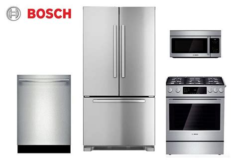 Great Savings On Bosch Appliances  Rc Willey Blog