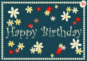 Happy Birthday Cards Free Printables