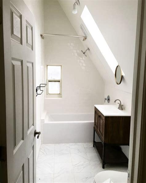 attic bathroom ideas best attic bathroom ideas on green small
