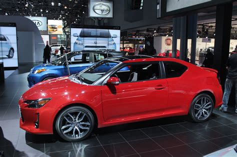 2016 Scion Tc Horsepower by 2014 Scion Tc Revealed In New York