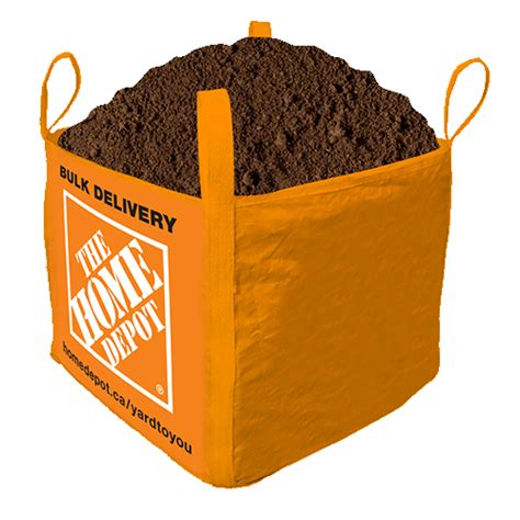 home depot bulk mulch does home depot delivery canada Lovely