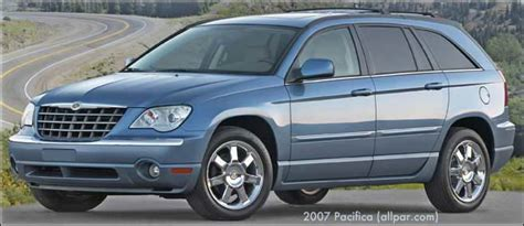 chrysler pacifica car review