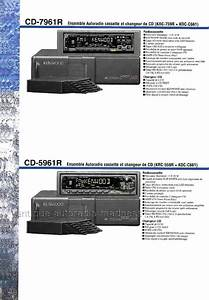 Catalogue Car Audio Kenwood Vintage 1998