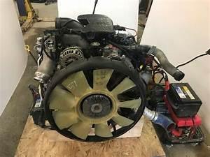 06 07 Chevrolet Gmc Duramax Lbz 6 6 Engine Zf6 Manual