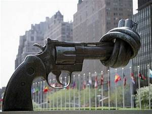 "The UN Arms Trade Treaty is a ""bulletproof"" license to ..."