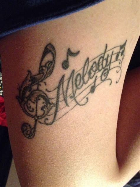 melody tattoo tattoos tattoos tattoo quotes quotes