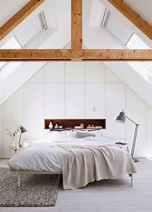comment amenager une chambre sous combles lili in wonderland With chambre dans les combles photos