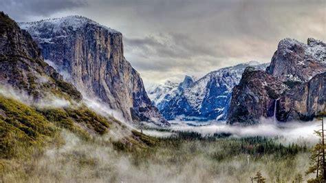 yosemite valley sierra nevada  california usa