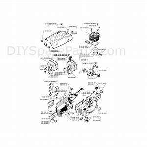 Stihl Ms 280 Parts Diagram