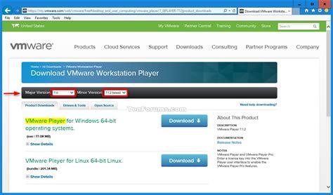 install windows 10 as virtual machine in vmware player virtualization tutorials