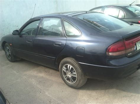 naija used mazda 626 hatchback with new tyres and battery now 299k fixed firm autos nigeria