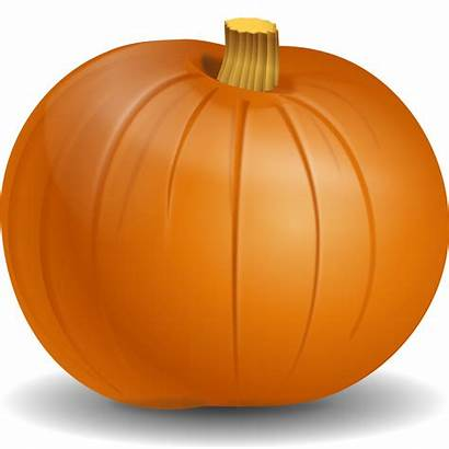 Pumpkin Clip Clipart Transparent Domain Vector Gas