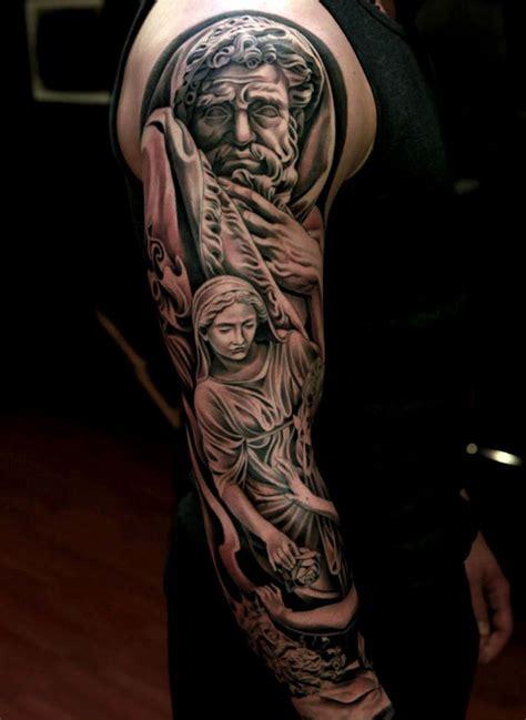 Tattoo Sleeve Men realism tattoos designs ideas  meaning tattoos 700 x 959 · jpeg