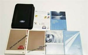2007 Ford Freestyle Owners Manual User Guide V6 3 Ol