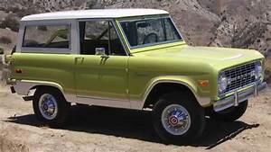 1974 Stock Ford Bronco Ranger