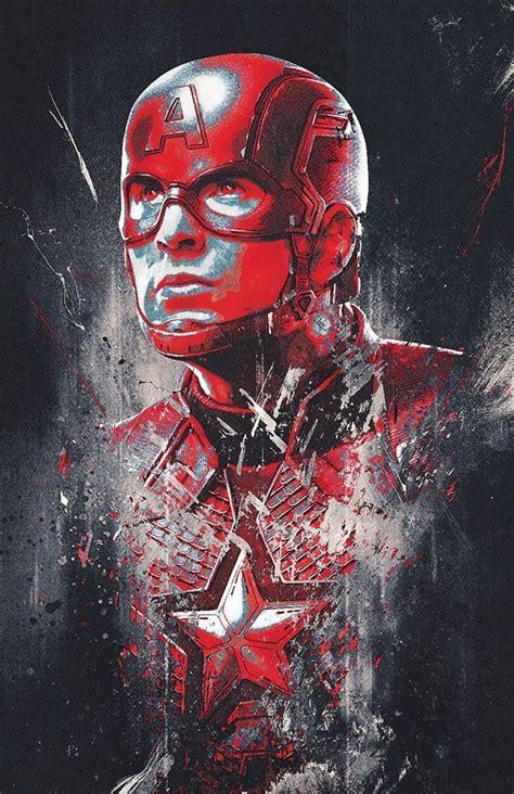 Avengers Endgame Promo Art Reveals New Looks For