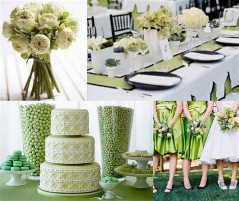 16 most refreshing and trendy wedding colors everafterguide